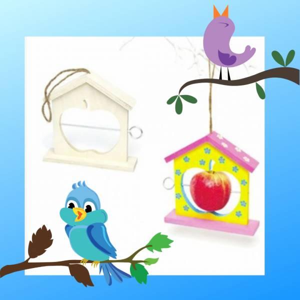 Kids Workshop - Appelhuisjes maken inhuren of boeken? | JB Productions