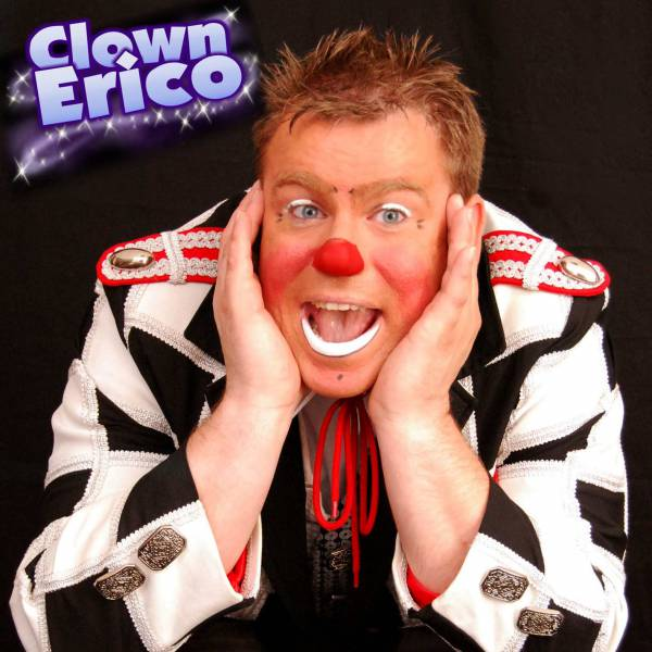 Clown Ericos Doldwaze Show inhuren of boeken? | JB Productions