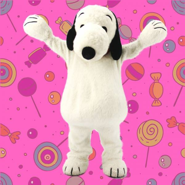 Meet & Greet Snoopy inhuren of boeken | JB Productions