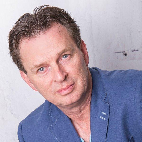 Presentator Jan den Dekker inhuren of boeken | JB Productions