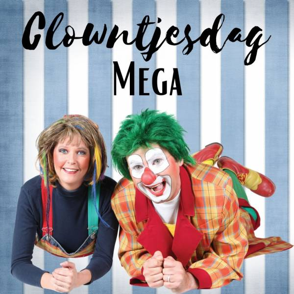 Clowntjesdag - Mega inhuren of boeken? | Artiestenbureau JB Productions