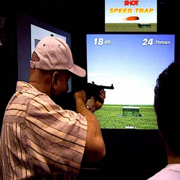 Schiet Simulator huren of boeken? | JB Productions