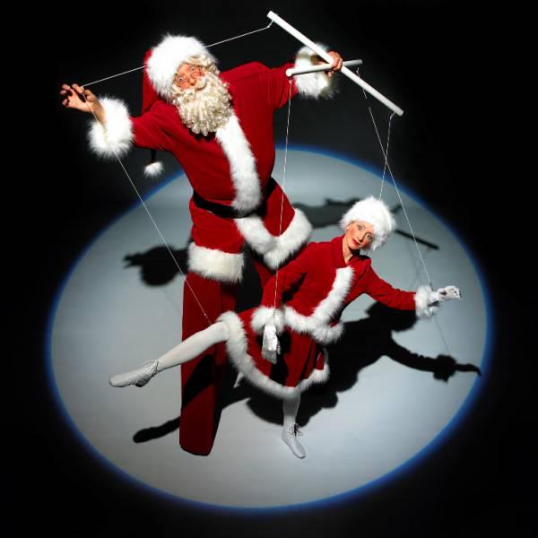 Kerst Marionette inhuren of boeken? | Sint en Kerst