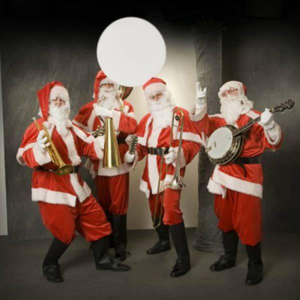 Happy Dixie X-Mas Band inhuren of boeken   SintenKerst