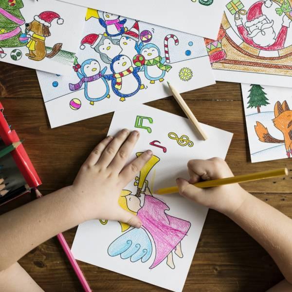 Kids Workshop - Kerstmobile maken huren of boeken? | SintenKerst