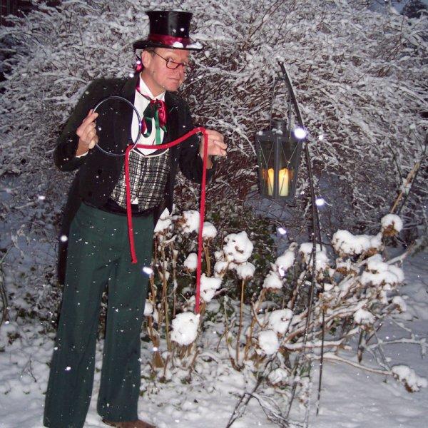 Tricky Dickens inhuren of boeken | Sint en Kerst