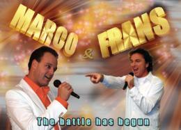 Marco en Frans  look a likes
