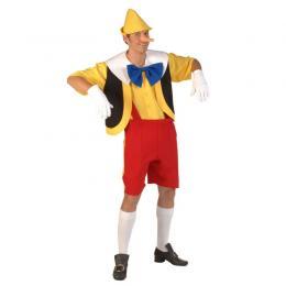 Pinokkio kostuum huren - Partyspecialist | Partyspecialist.nl