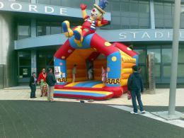 Springkussen Clown | Partyspecialist.nl