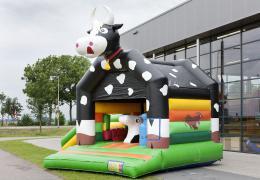 Sprinkgussen Bertha Koe huren | Partyspecialist.nl