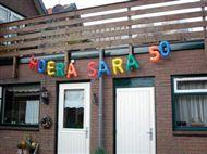 Opblaasletters Sarah | Partyspecialist.nl