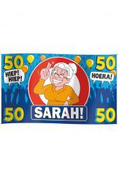 Gevelvlag Sarah | Partyspecialist.nl