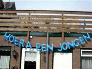 Opblaasletters Jongen | Partyspecialist.nl