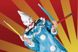 Clown voor kinderfeestje boeken   Partyspecialist.nl