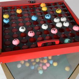 Luxe bingo machine huren | Partyspecialist.nl