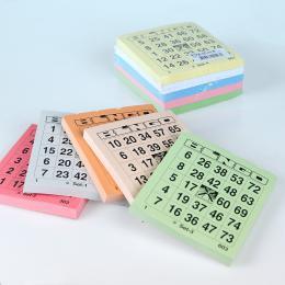 Bingo Kaarten | Partyspecialist.nl