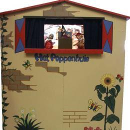 Poppentheater Het Poppenhuis boeken of inhuren | JB Productions
