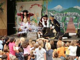 Piratenshow / Kindershow  - Avonturen op Schateiland