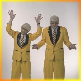 De Gele Pakken - Animatie Act | JB Productions