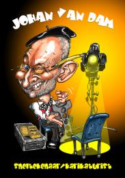 Workshop Karikatuur Tekenen | Artiestenbureau JB Productions