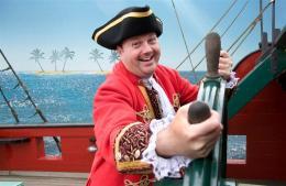 Aad Piraat Kindershow - Kindershows.nl