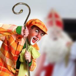 Clown Nono Sinterklaas Kindershow