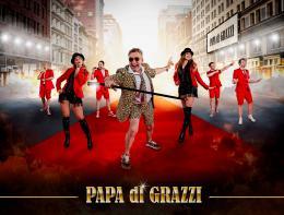 Papa Di Grazzi boeken of inhuren | Artiestenbureau JB Productions