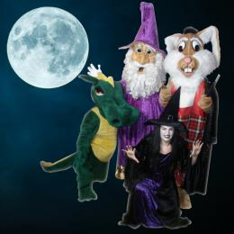 Magische Parade boeken inhuren voor optreden | Artiestenbureau JB Productions