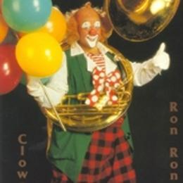 Clown Ron Ronell inhuren of boeken