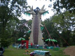 Gorilla Climb - de grootste klimtoren Europa huren | Artiestenbureau JB Productions