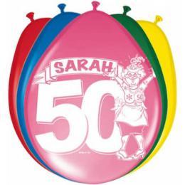 Sarah Ballonnen | Partyspecialist.nl