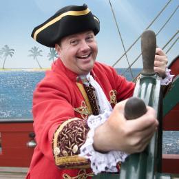 Aad Piraat Sinterklaasshow boeken of inhuren? | Sint en Kerst