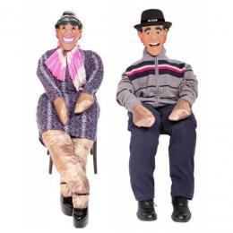 Aankleedpop voor Abraham of Sarah kopen | Partyspecialist.nl