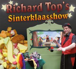 Richard Top's Sinterklaasshow inhuren of boeken? | SintenKerst.nl