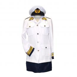 Marine kostuum Vrouw huren - Partyspecialist | Partyspecialist.nl