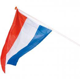 Mega NL Vlag | Partyspecialist.nl