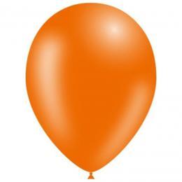 Zak met 100 Oranje ballonnen | Partyspecialist.nl