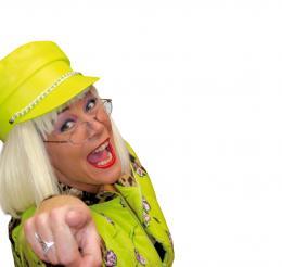 Jettie Pallettie - Kindershows.nl