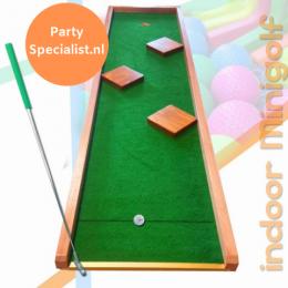 Minigolf en Klompjesgolfbaan Stepstones Inhuren? | Partyspecialist.nl