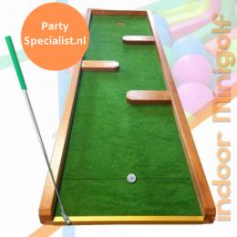 Minigolf en Klompjesgolfbaan Threestep Inhuren? | Partyspecialist.nl
