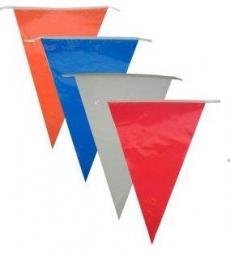 Vlaglijn rood/wit/blauw/oranje | Partyspecialist.nl
