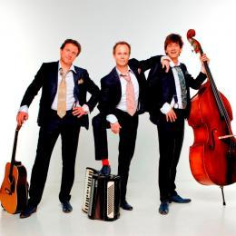 Trio Twips Mobiel Muzikaal boeken of inhuren voor een optreden | JB Productions