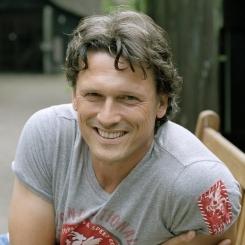 Presentator Bas Westerweel