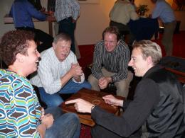 Paul Weiss Table Magic
