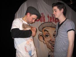 De Buiktekenaar | JB Productions