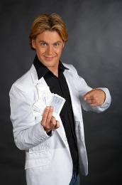 Martijn Martell Table Magic