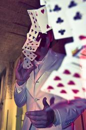 Justin Vliegenthart Table Magic