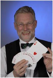 Goochelaar Cum Fraude Ferry Gerats Table Magic