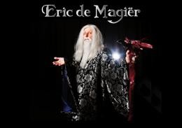 Tafel Magie - Eric de Magier