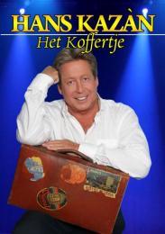Hans Kazan - Het Koffertje - One man Show - Goochelshows.nl